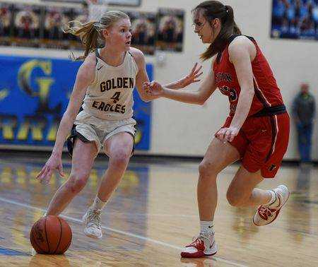 Michigan Center takes on Columbia Central in Women's Basketball District Final